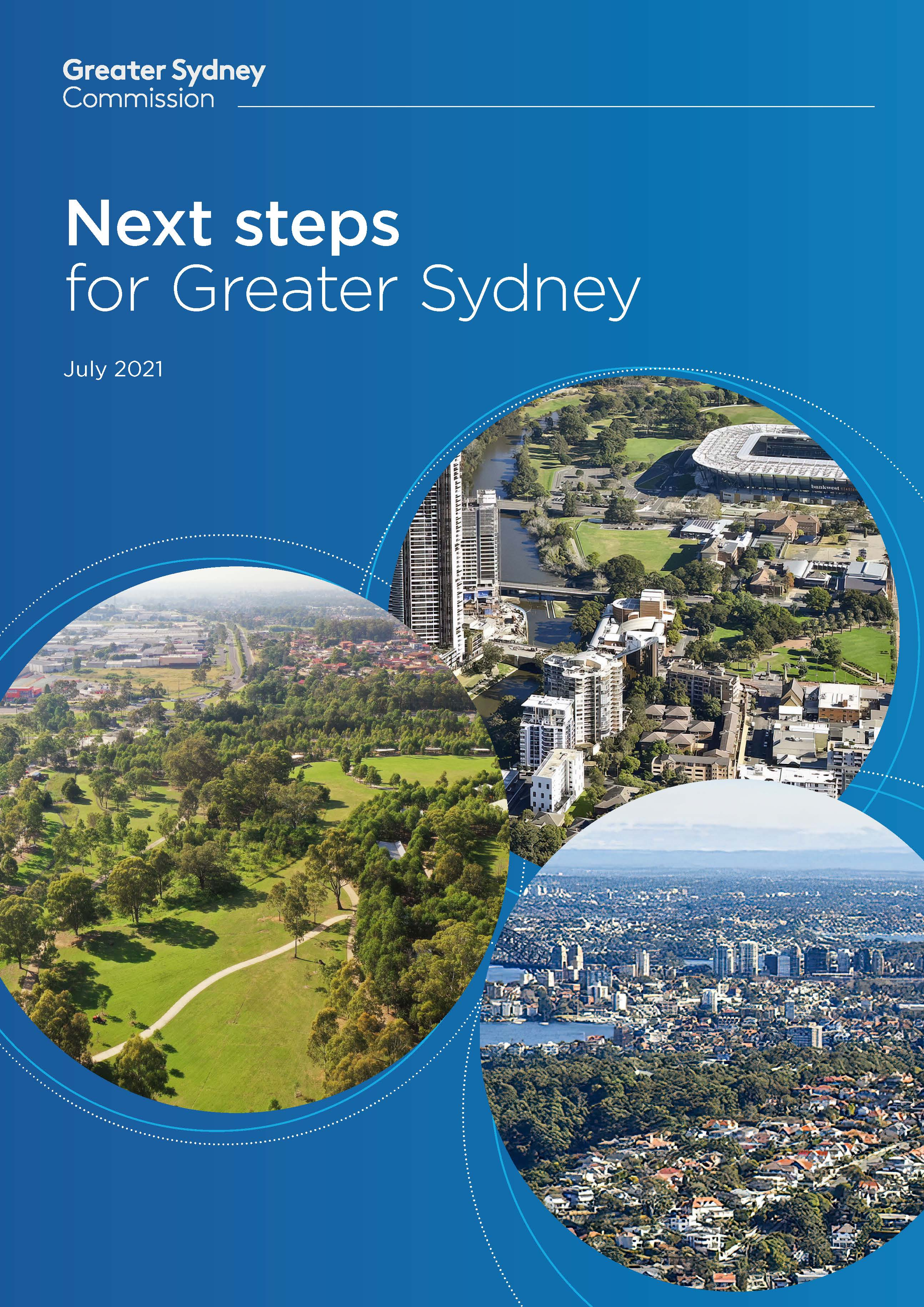 Next Steps front cover