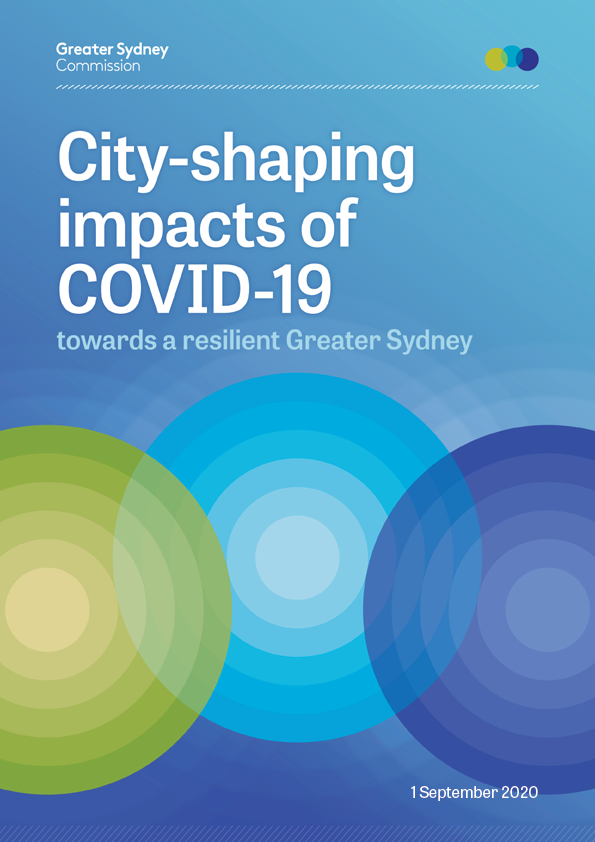City-shaping impacts of Covid-19