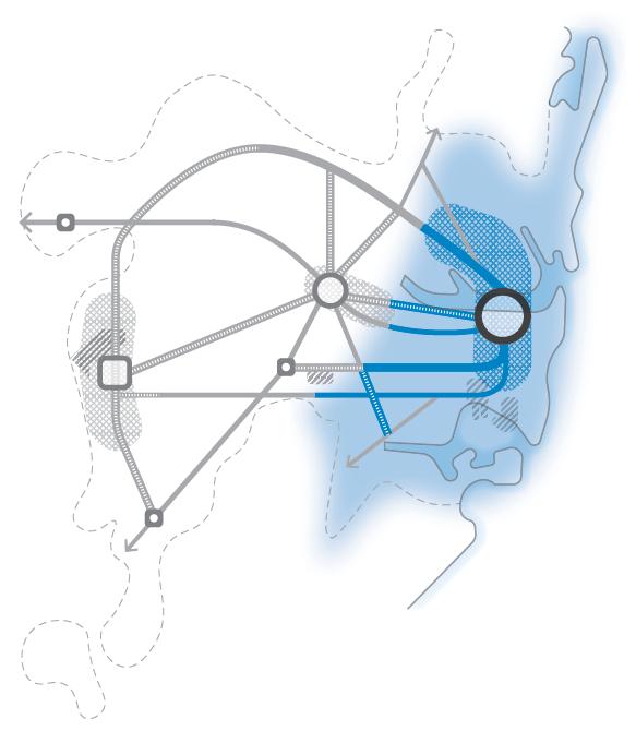 Eastern City blush map