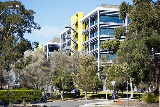 Macquarie Park precinct