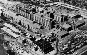Westmead Hospital construction
