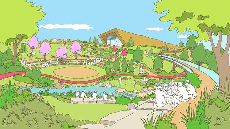 Design from Campbelltown Master Plan