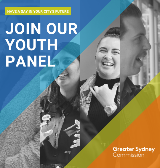 Join our Youth Panel